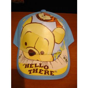 Καπέλο Jockey Winnie (Σιελ) (Κωδ.161.512.230)