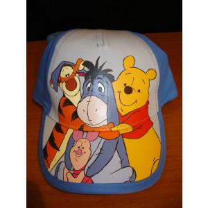 Καπέλο Jockey Winnie (Σιελ) (Κωδ.161.512.142)