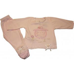 Πυζάμα M/Μ Felicita Κοτοπουλάκι (Ροζ) (Κωδ.226.95.033)