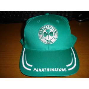 Καπέλο Jockey Π.Α.Ο (Κωδ.214.125.030)