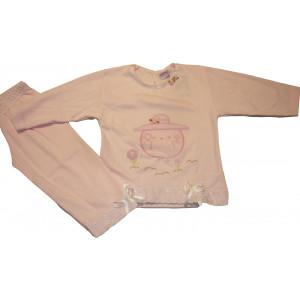 Πυζάμα M/Μ Felicita Κοτοπουλάκι (Ροζ) (Κωδ.226.95.044)
