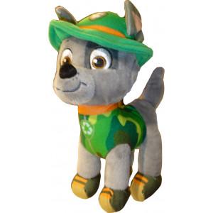 Λούτρινο Κουκλάκι Paw Patrol (Πράσινο) (20cm) Nickelodeon (Κωδ.627.142.090)