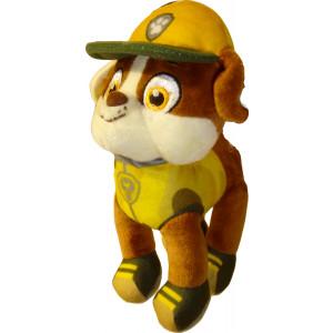 Λούτρινο Κουκλάκι Paw Patrol (Κίτρινο) (20cm) Nickelodeon (Κωδ.627.142.090)