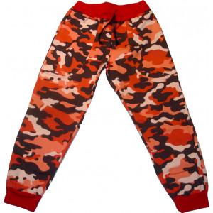 Παντελόνι Φόρμας Παραλλαγής Φούτερ (Κόκκινο) (Κωδ.118.22.001)