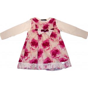 Φόρεμα Βελουτέ Μ/M (Φουξ) (Κωδ.291.130.098)