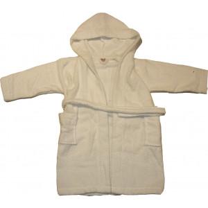 Μπουρνούζι Παιδικό (Άσπρο) (Κωδ.582.144.008)