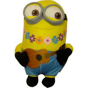 Λούτρινο Κουκλάκι Minnion Κιθάρα (25cm) Disney (Κωδ.627.142.062)