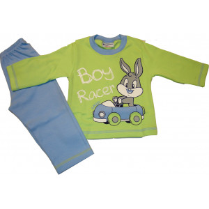 Πυζάμα M/Μ Bugs Bunny (Μέντα) (Κωδ.574.68.043)