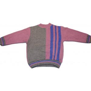 Μπλούζα Πλεκτή (Ροζ) (Κωδ.294.14.002)