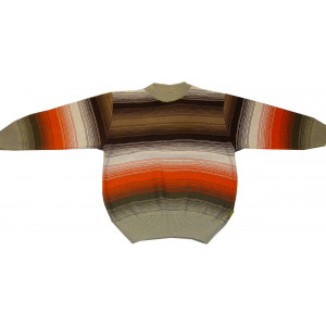 Μπλούζα Πλεκτή (Λαδί) (Κωδ.294.14.054)