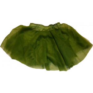 Φούστα Mπαλέτου Tούλινη (Λαδί) (Κωδ.437.01.002)