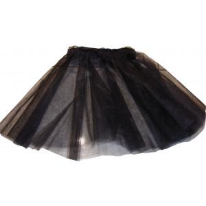 Φούστα Mπαλέτου Tούλινη (Μαύρο) (Κωδ.437.01.002)