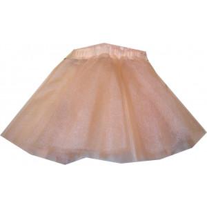 Φούστα Mπαλέτου Tούλινη (Σομόν) (Κωδ.437.01.002)