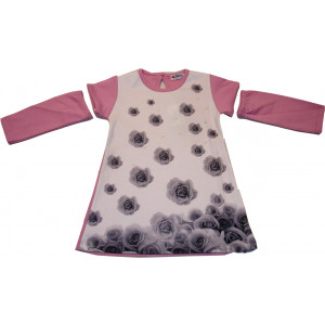 Φόρεμα Μ/M (Ροζ) (Κωδ.291.86.151)