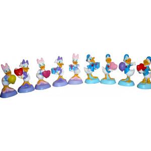 Πολυεστερικές Φιγούρες (Donald & Daisy) Disney (Κωδ.627.02.004)
