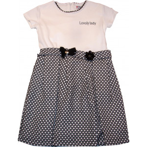 Φόρεμα Κ/M (Εκρού) (Κωδ.291.86.170)