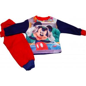 Πυζάμα M/Μ Mickey Φλις Disney (Κόκκινο) (Κωδ.200.68.009)