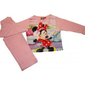 Πυζάμα M/Μ Minnie Disney (Ροζ) (Κωδ.200.95.003)