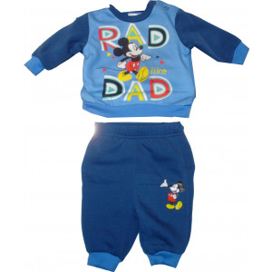 Φόρμα Φούτερ Mickey Disney (Ραφ) (Κωδ.200.129.013)