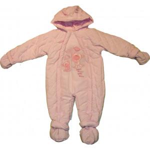 Φόρμα Εξόδου Αρκουδάκι (Ροζ) (Κωδ.449.56.030)