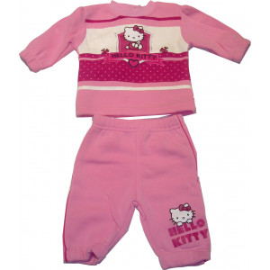Φόρμα Φούτερ H.Kitty Disney  3805.  Ροζ Κωδ.200.130.007