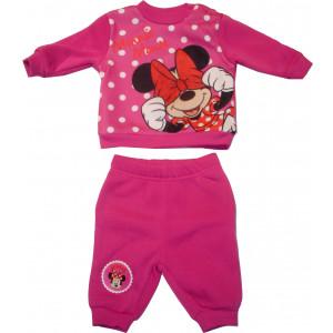 Φόρμα Φούτερ Minnie Disney (Φουξ) (Κωδ.200.130.006)