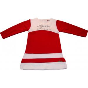 Φόρεμα Μ/M Φούτερ (Κόκκινο) (Κωδ.291.86.319)