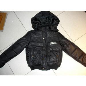 Μπουφάν Παιδικό  Gang Μαύρο 584.03.001