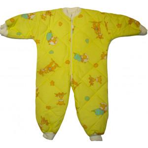 Υπνόσακος (Με Πόδι) (Κίτρινο) (668.58.001)