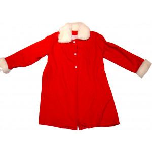 Παλτό (Κόκκινο) (Κωδ.240.05.005)