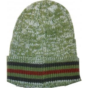 Σκουφί Πλεκτό (Πράσινο) (Κωδ.200.512.070)