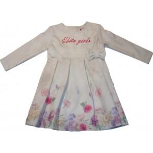 Φόρεμα Μ/Μ (Εκρού) (Κωδ.291.130.252)