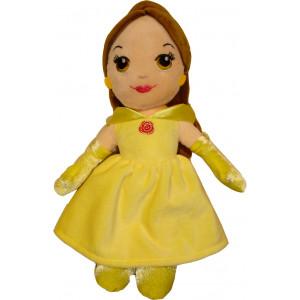 Λούτρινο Κουκλάκι Princess (Πεντάμορφη) (25cm) Disney (Κωδ.627.142.048)