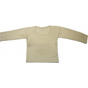 Μπλούζα Μονόχρωμη Φούτερ Λύκρα (Ισοθερμικό) (Εκρού) (Κωδ.583.532.002) (Για Παραγγελία Άνω των 10 τεμ η τιμή είναι 6€)