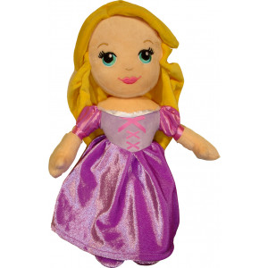 Λούτρινο Κουκλάκι Rapunzel (Princess) (25cm) Disney (Κωδ.627.142.046)
