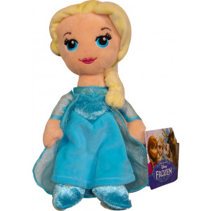 Λούτρινο Κουκλάκι Elsa (Frozen) (22cm) Disney (Κωδ.627.142.052)