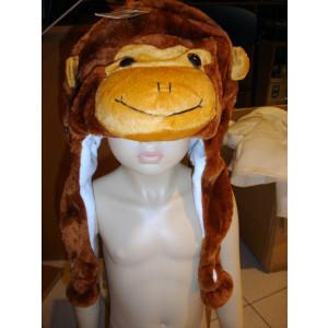 Σκούφος Ζωάκι Μαϊμού (Κωδ.580.512.001)