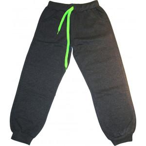 Παντελόνι Φόρμας Φούτερ (Γκρι Σκούρο) (Κωδ.008.22.003)