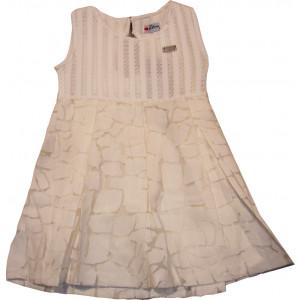 Φόρεμα Χ/Μ (Εκρού) (Κωδ.291.87.132)