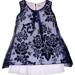 Φόρεμα Χ/Μ Δανδέλα (Μπλε) (Κωδ.291.87.152)