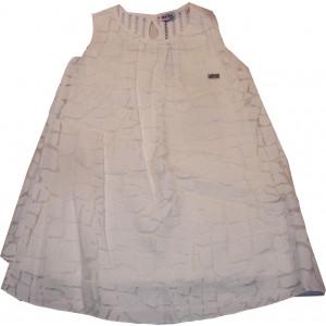 Φόρεμα Χ/Μ Δανδέλα (Άσπρο) (Κωδ.291.87.151)