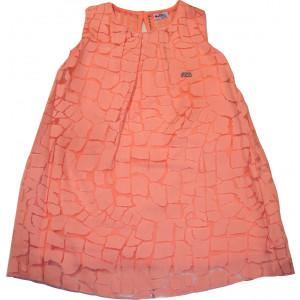 Φόρεμα Χ/Μ Δανδέλα (Σομόν) (Κωδ.291.87.151)