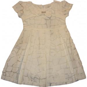 Φόρεμα Χ/Μ Δανδέλα (Άσπρο) (Κωδ.291.87.020)