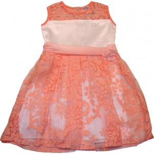 Φόρεμα Χ/Μ Δανδέλα (Σομόν) (Κωδ.291.87.052)