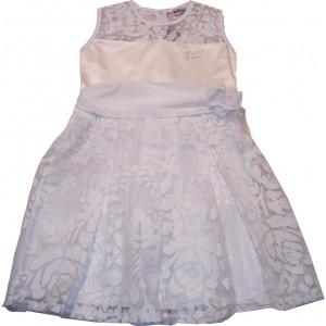 Φόρεμα Χ/Μ Δανδέλα (Εκρού) (Κωδ.291.87.052)
