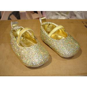 Παπουτσάκια (Χρυσό) (Κωδ.582.84.014)