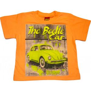 Μπλούζα Κ/Μ Παιδική (Πορτοκαλί) (Κωδ.077.10.036)