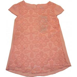 Φόρεμα Χ/Μ Δανδέλα (Σομόν) (Κωδ.291.87.303)