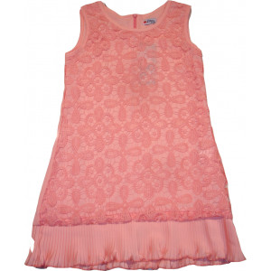 Φόρεμα Χ/Μ (Σομόν) (Κωδ.291.87.305)
