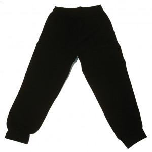 Παντελόνι Φούτερ Παιδικό (Μαύρο) (Κωδ.077.022.001+13)